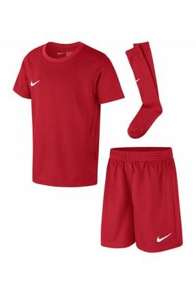 Nike Kids AH5487-657 Dri Fit Park Çocuk Futbol Seti