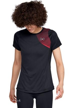 Under Armour Kadın Spor T-Shirt - W UA Qualifier iso - 1353465-001