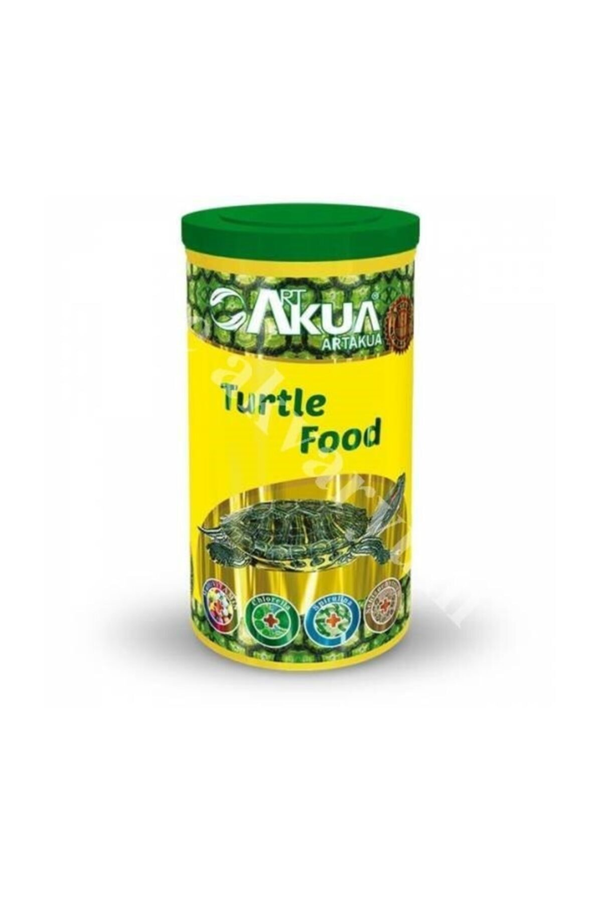 Artakua Turtle Kaplumbağa Yemi 250ml 1