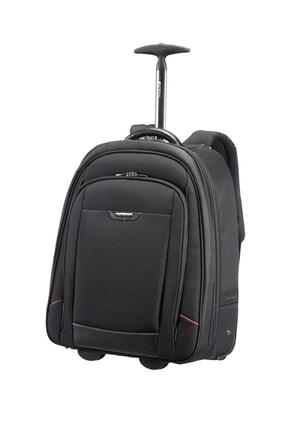 "Samsonite Siyah Unisex Pro-Dlx 4 - 17.3"" Tekerlekli Laptop Çantası 30710"