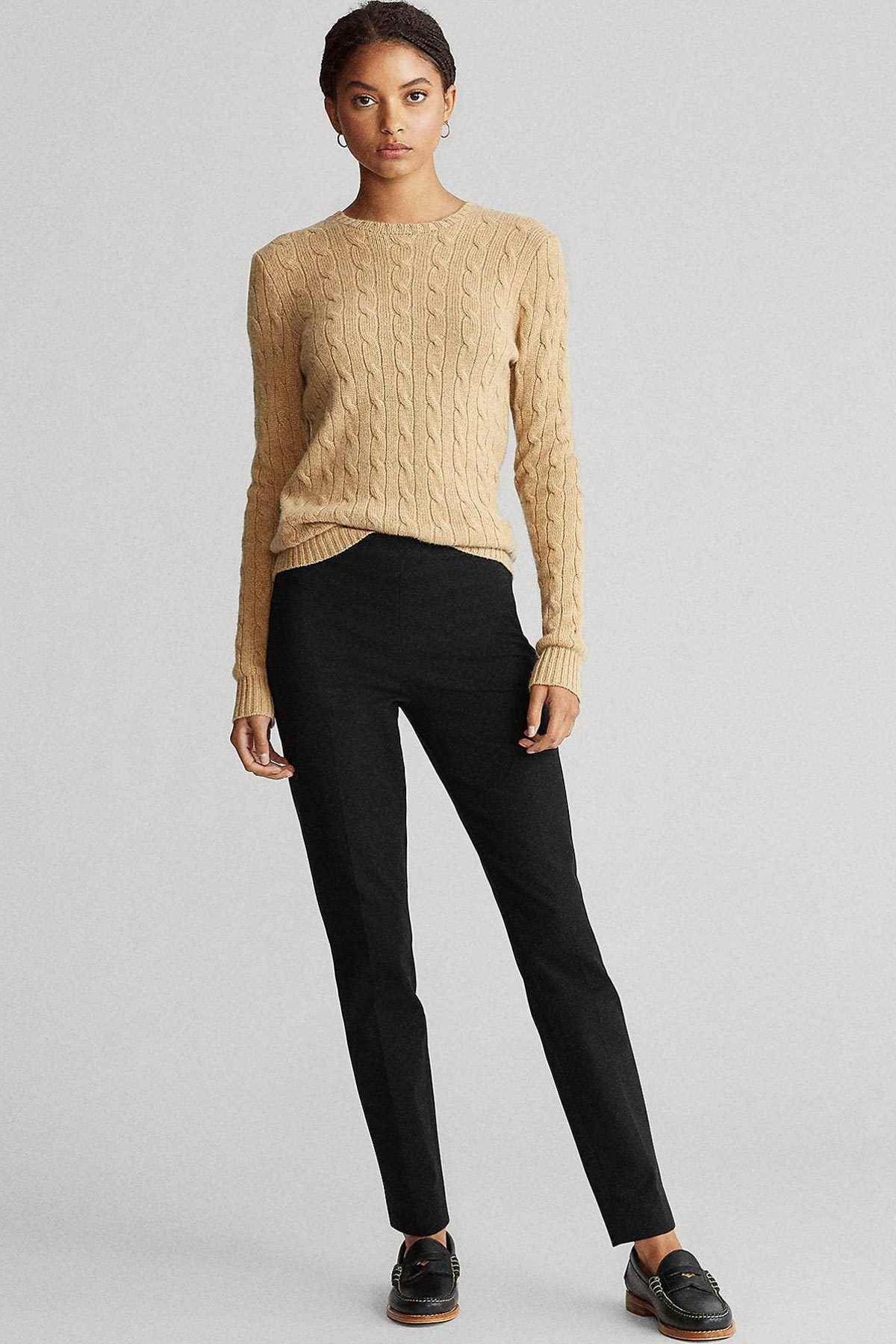 Polo Ralph Lauren Kadın Siyah Pantolon 4484009984052 1