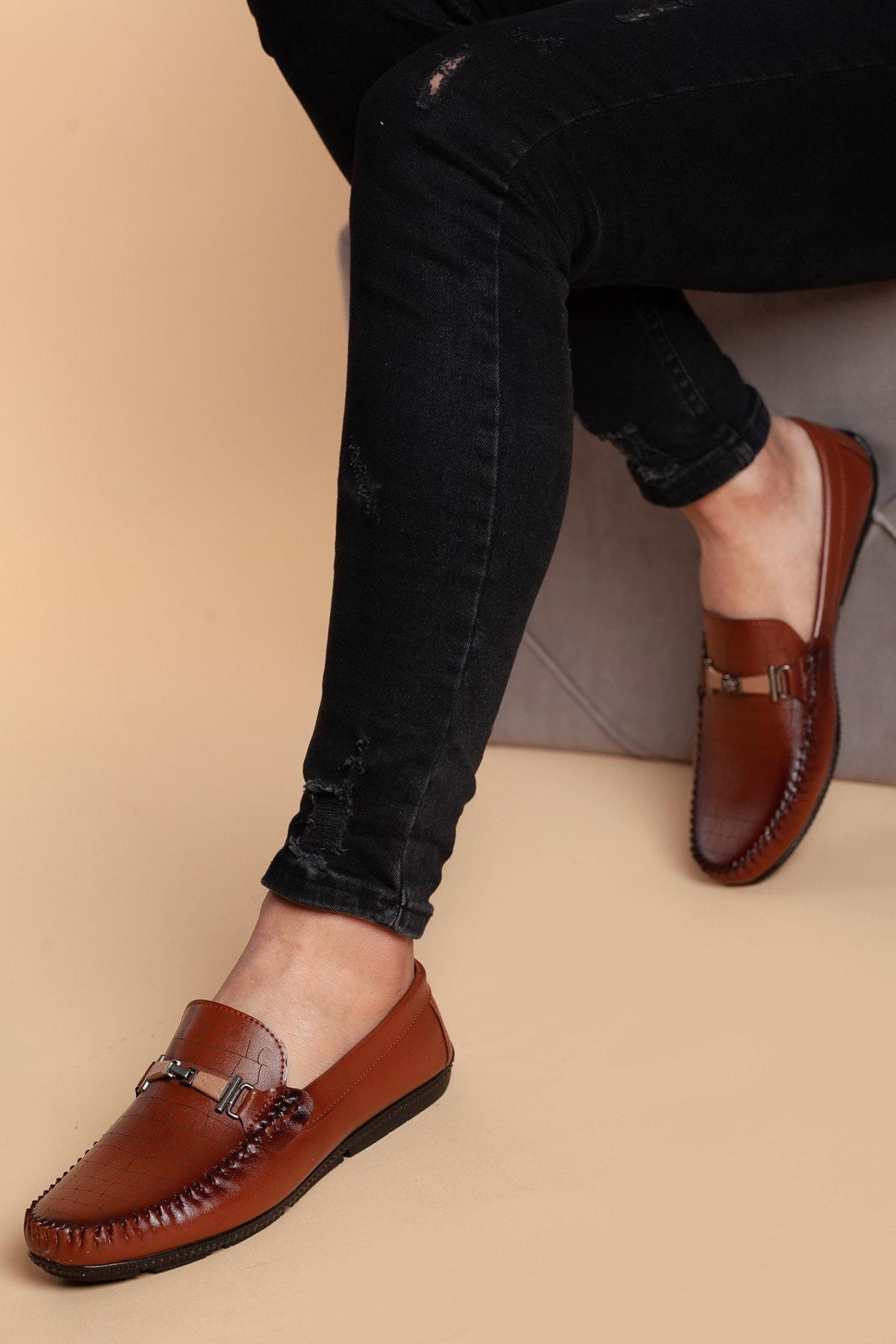 Daxtors D036 Günlük Ortopedik Erkek Ayakkabı