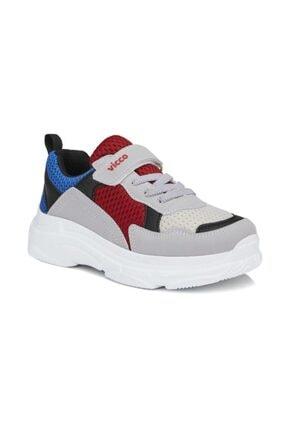 Vicco Erkek Çocuk Spor Ayakkabı Gri 26-29