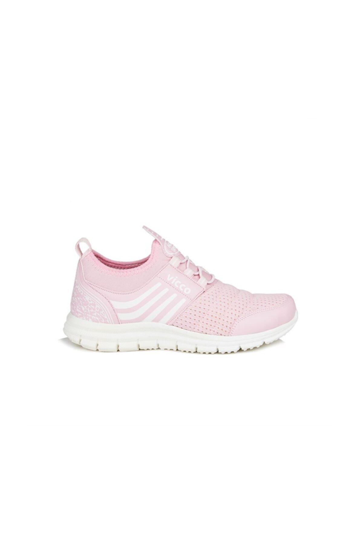 Vicco Aqua Spor Ayakkabı Pembe 2