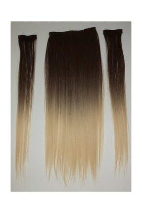 X-Pression Yarımay Çıtçıt Saç Ombreli