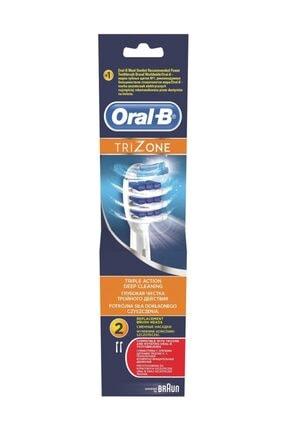 Oral-B Diş Fırçası Yedek Başlığı Trizone 2'li
