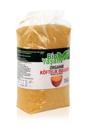 Bio Yaşam Organik Köftelik Bulgur 1000 gr