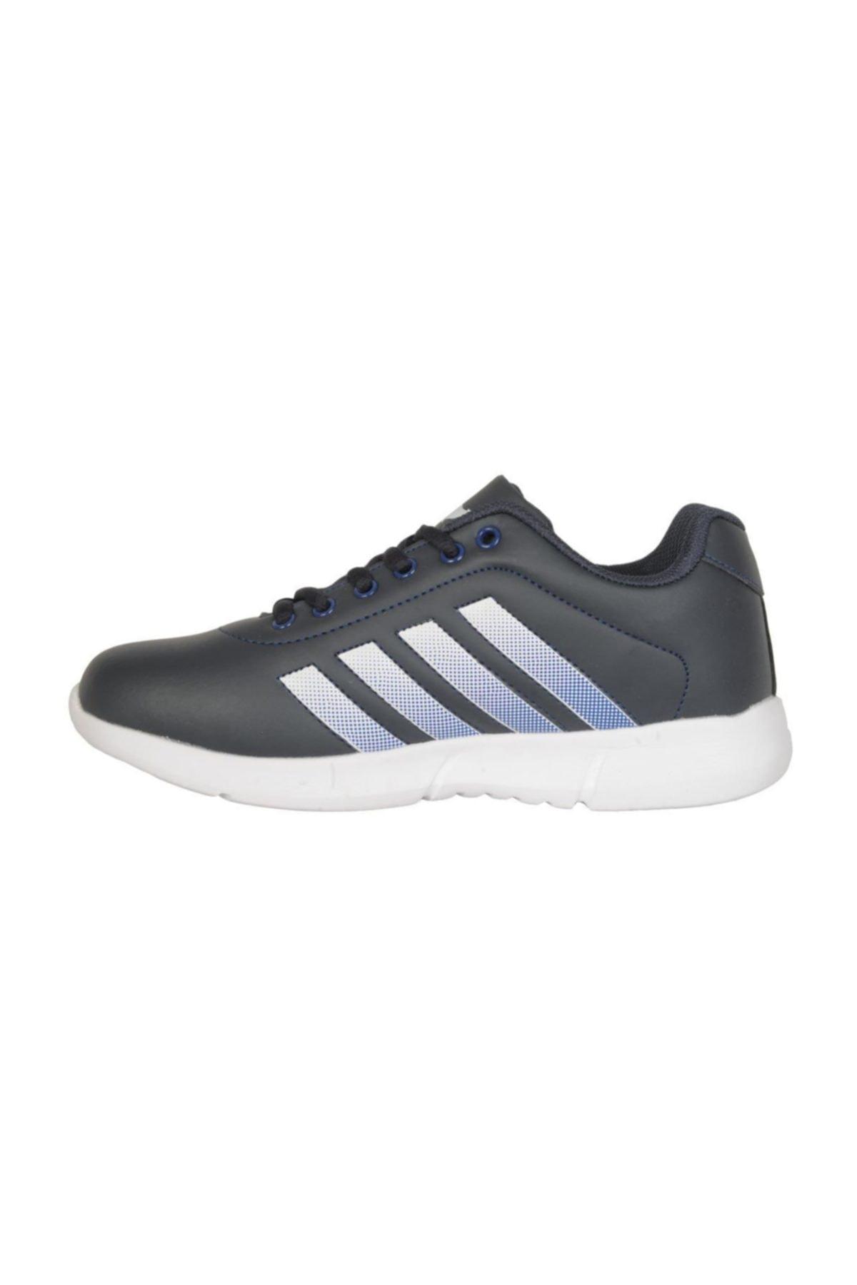 Cheta Lacivert Günlük Yürüyüş Bayan Spor Ayakkabı C047 1