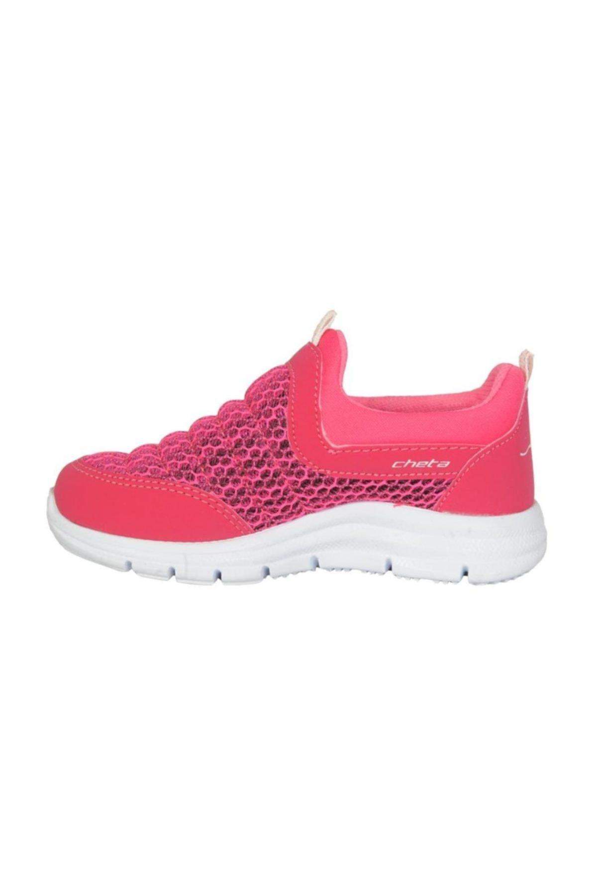 Cheta C91240 Pembe Bağsız Yazlık Kız Çocuk Spor Ayakkabı 2