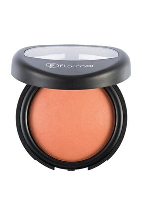 Flormar Allık - Baked Blush-On Pure Peach 9 g 8690604178988