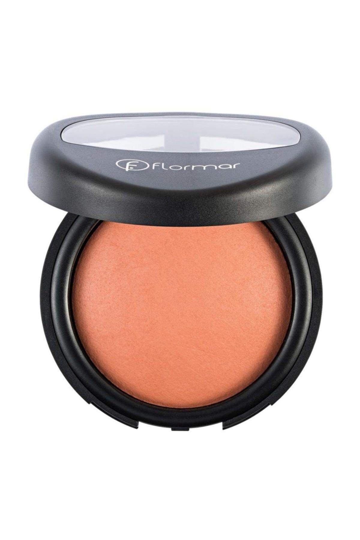 Flormar Allık - Baked Blush-On Pure Peach 9 g 8690604178988 1