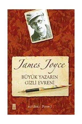 Timaş Yayınları James Joyce Büyük Yazarın Gizli Evreni