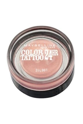 Maybelline New York Color Tattoo 24h Göz Farı - 65 Pink Gold - Metalik Pembe