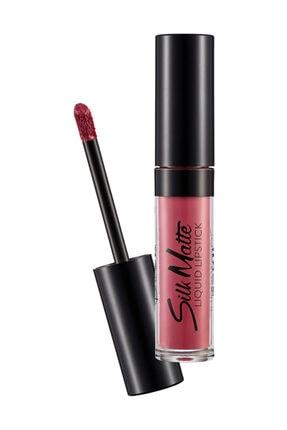 Flormar Likit Mat Ruj - Silk Matte Liquid Lipstick 005 Autumn Timber 8690604397341