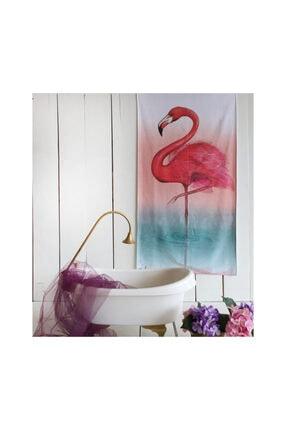 Yeşim Livaoğlu Flamingo 70x140 Plaj Havlusu