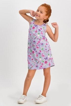 ROLY POLY Carrot Lila Kız Çocuk Homewear Elbise