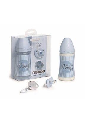 Suavinex Suavınex 3800226 Lıberty Collectıon Set Mavi