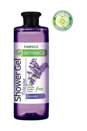Farmasi Botanics Lavanta Özlü Rahatlatıcı Duş Jeli 500 ml 8690131106218