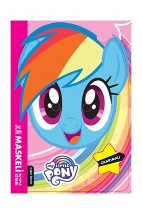 Doğan Egmont Yayıncılık My Little Ponny - Maskeli Boyama Kitabı