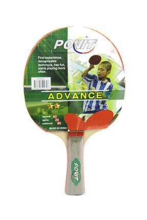Povit Advance 2 Yıldız Masa Tenisi Raketi