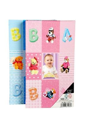 Stüdyobozüyük Bebek Fotoğraf Albümü (300lük) 10x15 Ebat