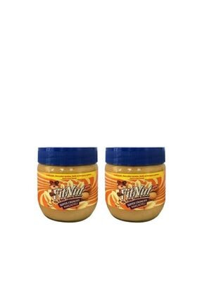 FitNut Crunchy Yer Fıstığı Ezmesi 360 gr X 2 Adet
