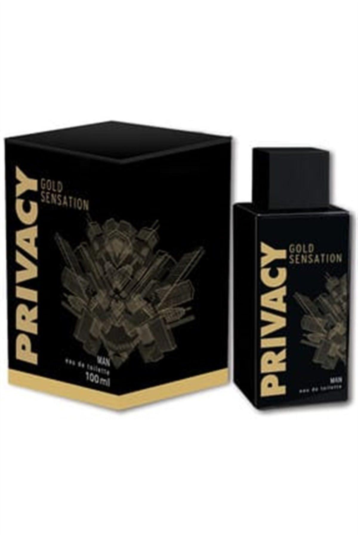 Privacy Gold Sensation Edt 100 ml Erkek Parfümü 8690586015974 1