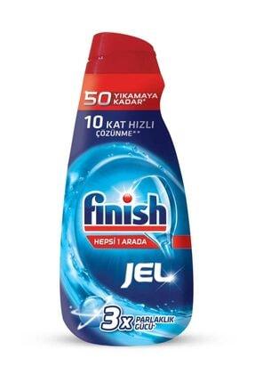 Finish Hepsi Bir Arada Konsantre Jel Bulaşık Makinesi Deterjanı 1000 ml