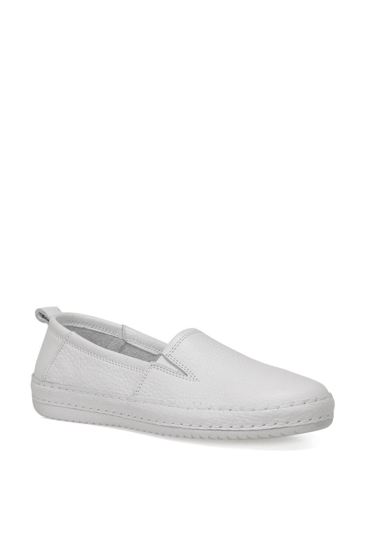 Nine West TISO Beyaz Kadın Günlük Ayakkabı 100526809 1