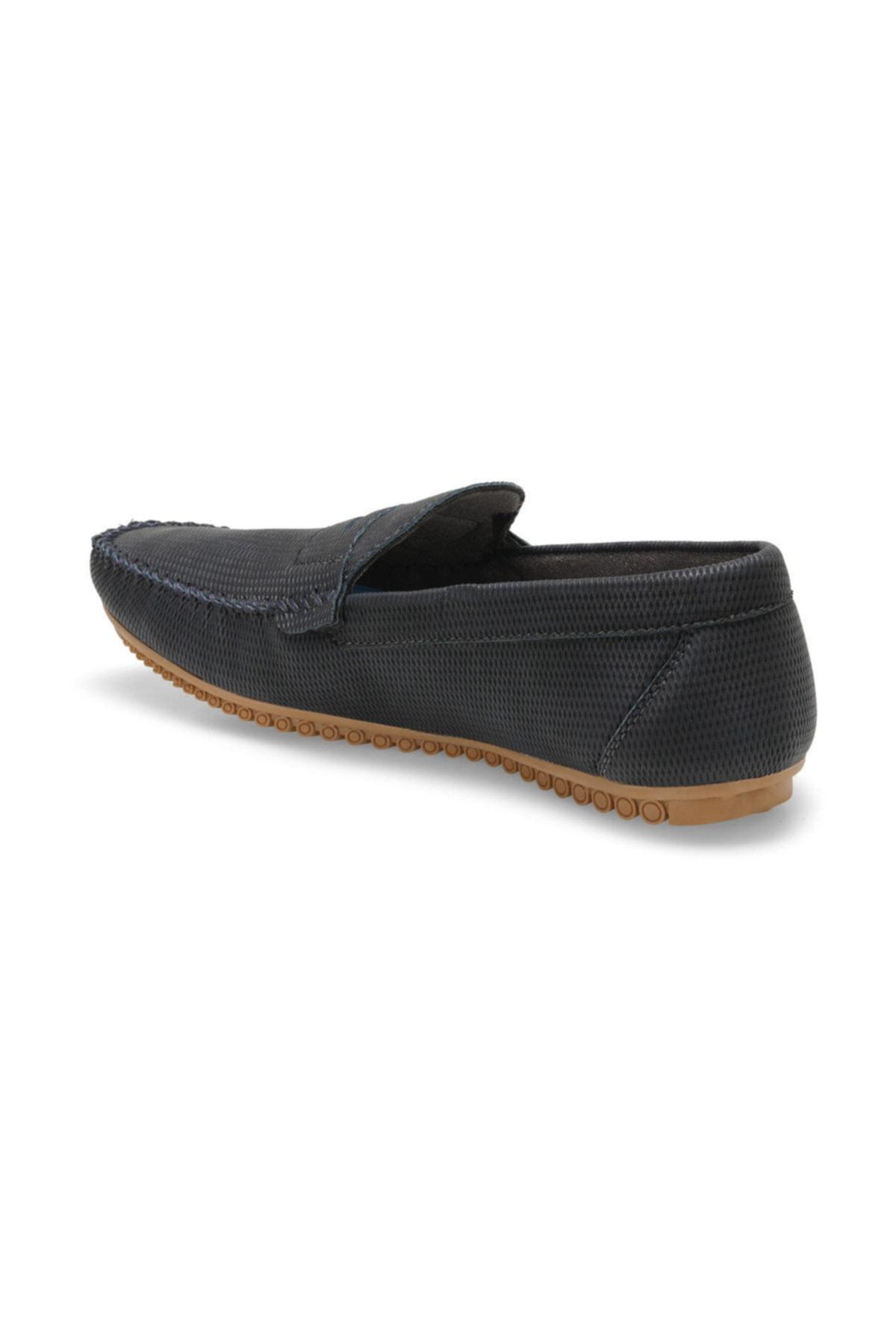 OXIDE MDL2 C Lacivert Erkek Loafer Ayakkabı 100349388 2