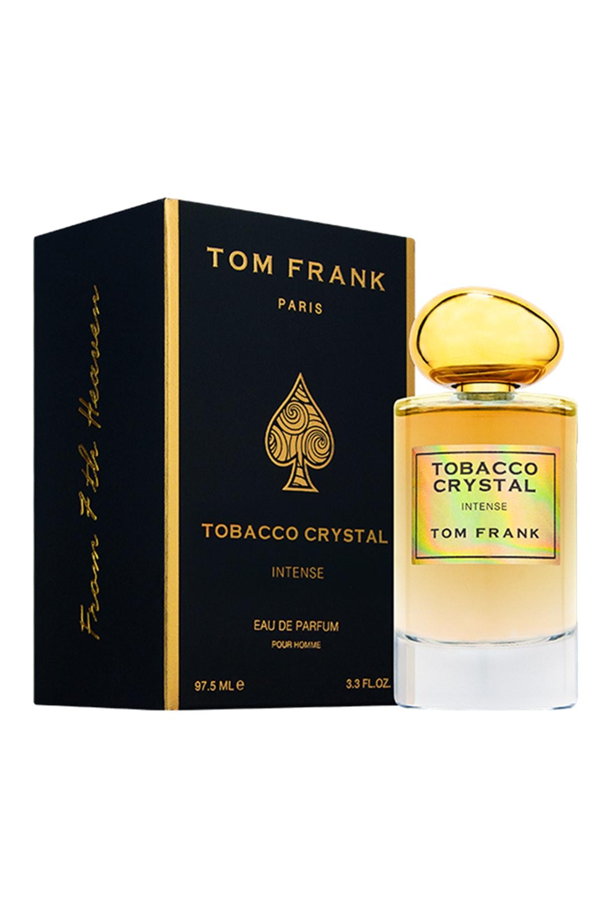 Tom Frank Paris Tobacco Crystal Edp 97 ml Erkek Parfüm 3612940008601 1