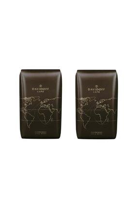 Davidoff Espresso Çekirdek Kahve 500 gr x 2 Adet