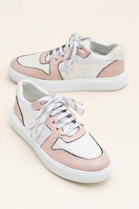 Elle Shoes EUROPA Pembe Multi Kadın Ayakkabı
