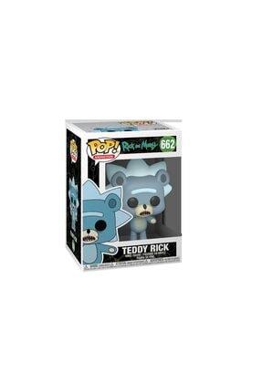 Funko Fgr-pop Rick&morty, Teddy Rick W. Chase