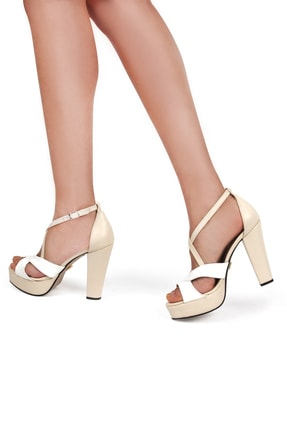 Gökhan Talay Ten Kadın Klasik Topuklu Ayakkabı 17921001