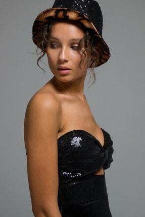adL Kadın Siyah Elbise 12437892000001