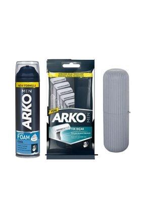 Transformacion Arko Avantajlı Traş Ve Kutu Seti 712542