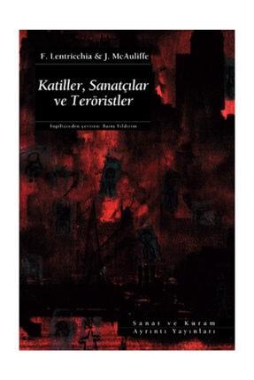 Ayrıntı Yayınları Katiller, Sanatçılar ve Teröristler