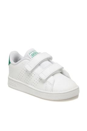 adidas ADVANTAGE Beyaz Erkek Çocuk Sneaker Ayakkabı 100481638