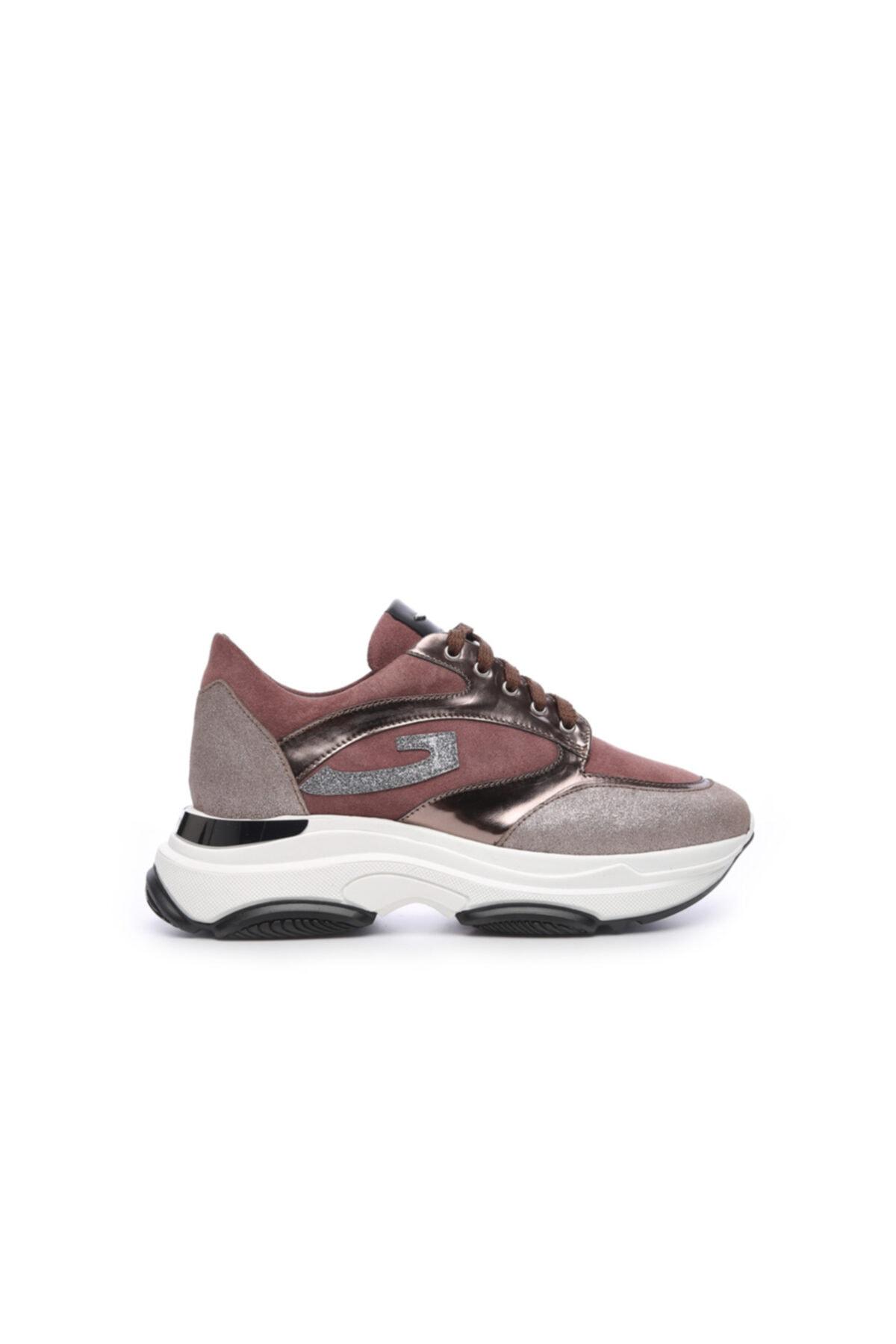 ALBERTO GUARDIANI Kadın Derı Spor Ayakkabı 685 61465c Bn Ayk 1