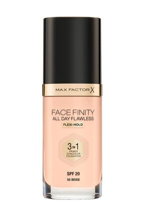 Max Factor Fondöten - FaceFinity All Day Flawless Foundation 55 Beige 3614225851629