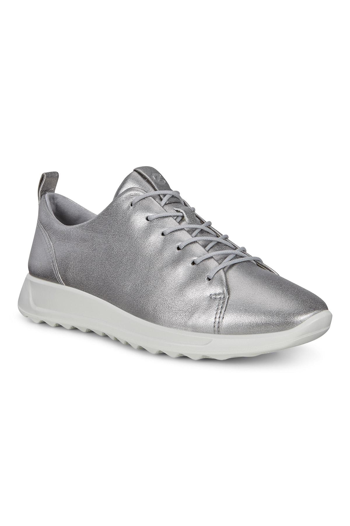 Ecco Kadın Sneaker Flexure Runner W Alusilver Gumus 292303