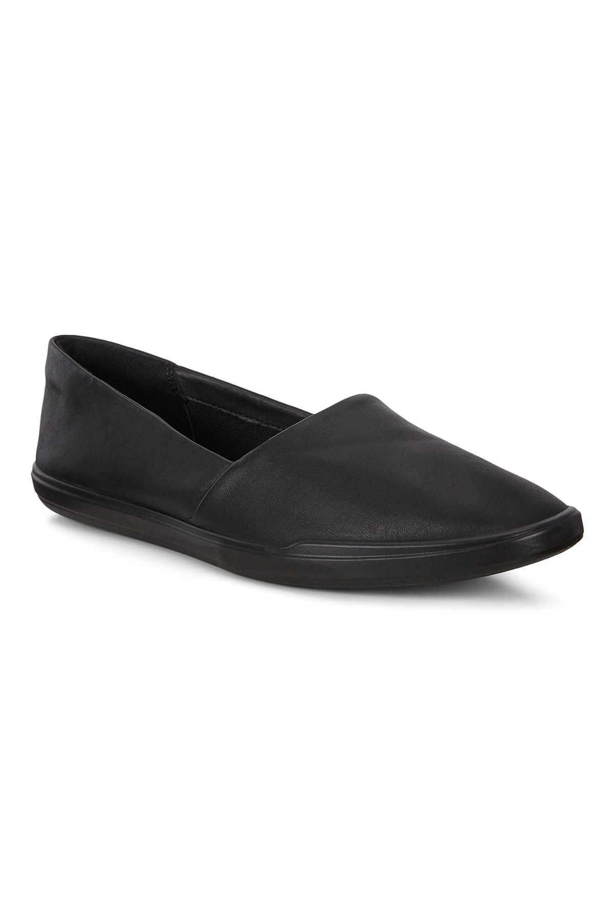 Ecco Kadın Loafer Ayakkabı Simpil W Black 208603