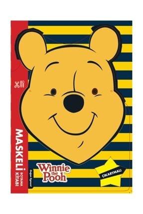 Doğan Egmont Yayıncılık Winnie The Pooh Maskeli Boyama Kitabı