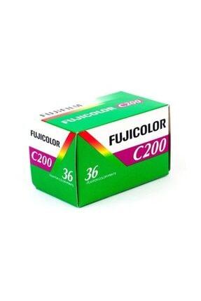 Fujifilm C200 Renkli 36'lık Negatif Film