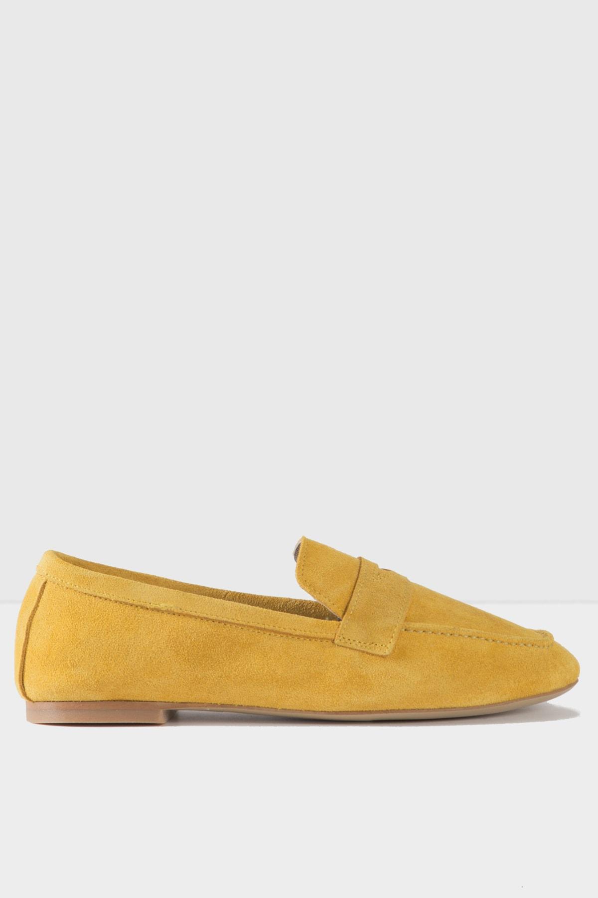 Aldo NUMERY-TR - Sarı Kadın Loafer 1