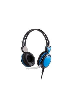 MF PRODUCT 0177 Kablolu Kulak Üstü Gaming Kulaklık Mavi