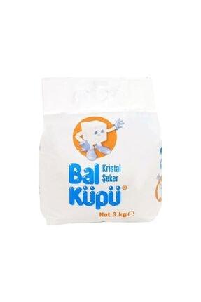 Bal Küpü Kristal Toz Şeker 3 Kg