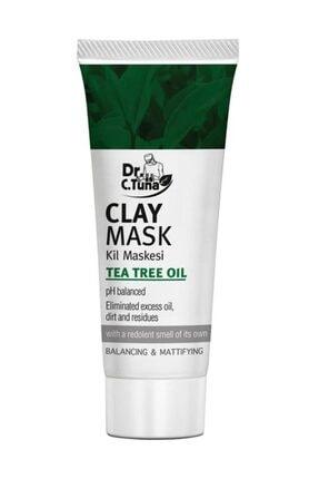 Farmasi Dr. C. Tuna Çay Ağacı Kil Maskesi 80 ml 8690131108700