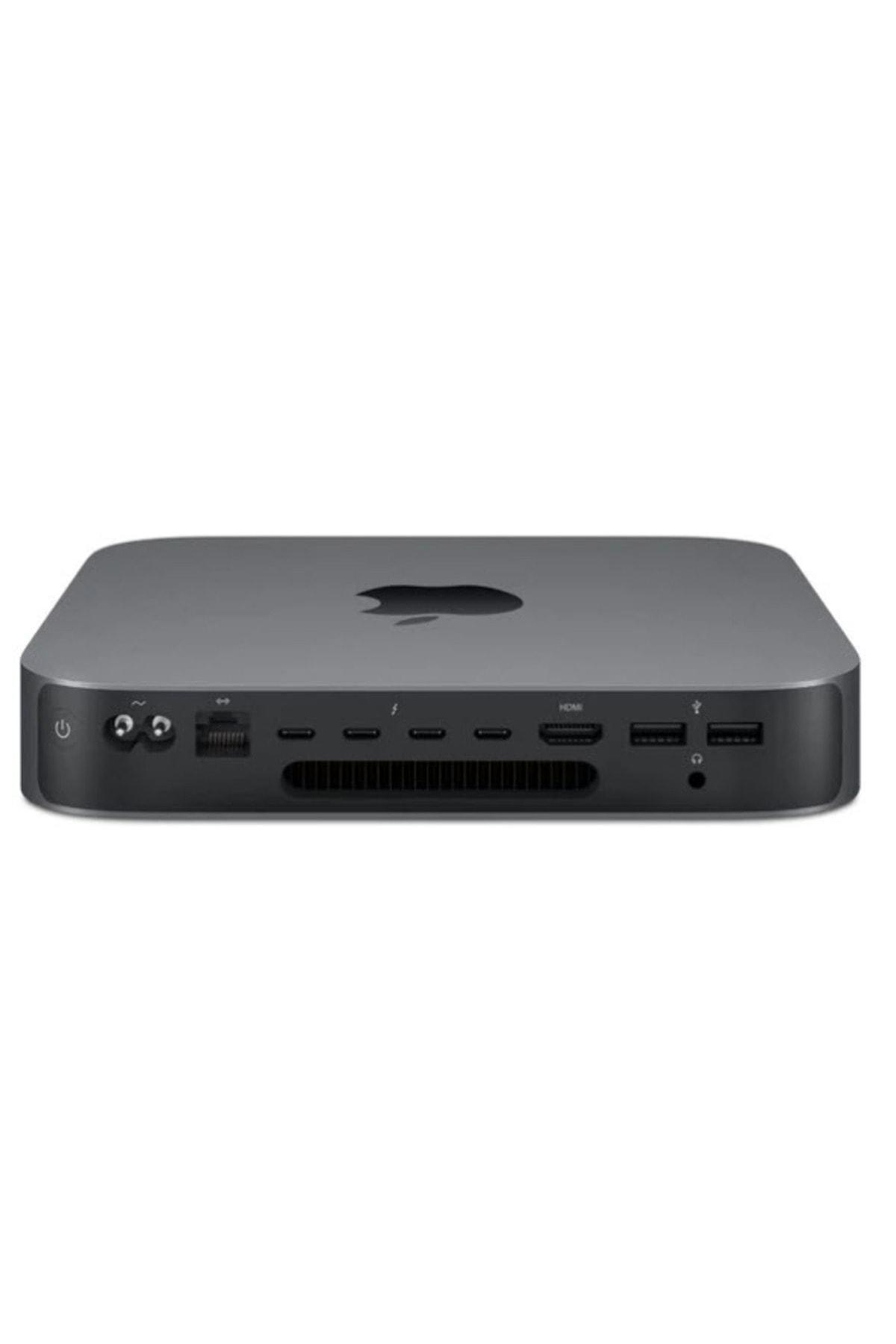 Apple Mac Mini Intel Core i3 8GB 128GB SSD 3.6GHz Mini PC Uzay Grisi MRTR2TU/A 2